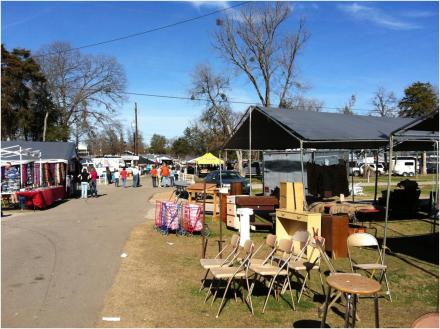 "Canton ""First Monday"" Flea Market FUN!"